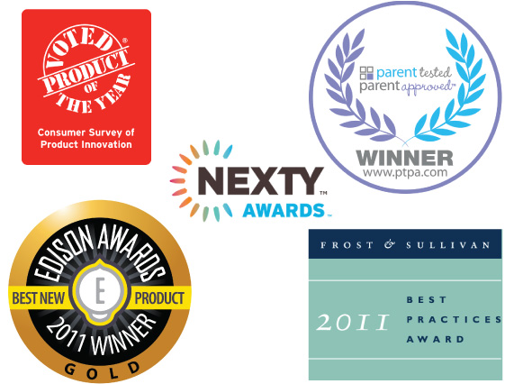 Various Accolades and Awards for SpinLabel Prodcuts
